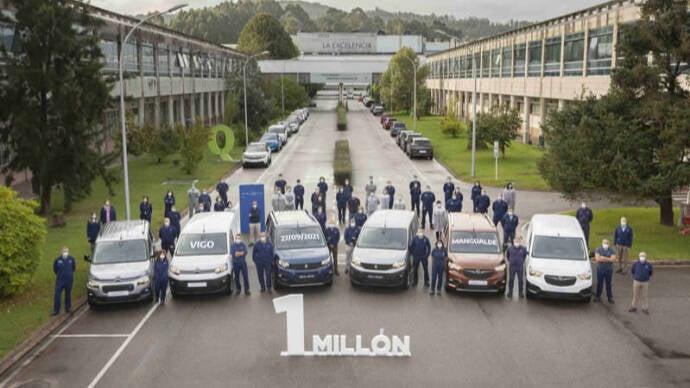 Peugeot Rifter Vigo Espagne