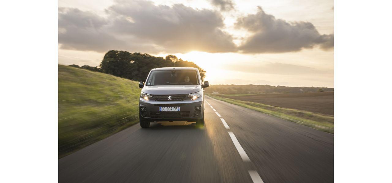 Peugeot e-partner 100% électrique